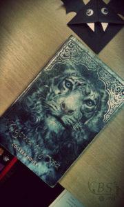 "okładka ""Klątwy tygrysa"""